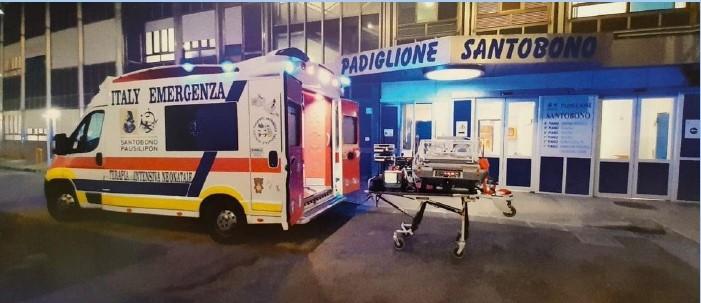LA STABILIZZAZIONE DEL NEONATO E DEL PICCOLO LATTANTE IN ATTESA E DURANTE IL TRASPORTO DI... - 2
